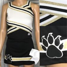 Cheerleading Uniform Middle School Youth Med
