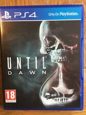Until Dawn (unsealed) - PS4 UK Release New!