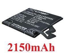 Batería 2150mAh tipo BL220 Para Lenovo S850, Lenovo S850t
