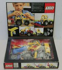 Lego TECHNIC LEGO Tractor Set 8849 BOXED 1986 - 213