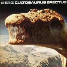 Blue Oyster Cult Cultosaurus Erectus CD NEW SEALED