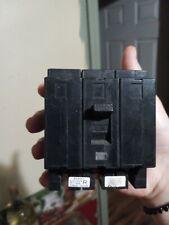 Square D 3-Pole 100A Circuit Breaker (Qe3100Vh)