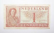 PAYS-BAS - NEDERLANDS - BILLET BANKNOTE - 1 FLORIN 1 GULDEN - 08.08.1949