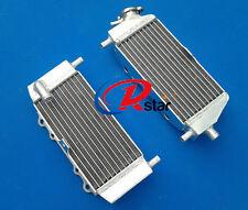 aluminum radiator for Kawasaki KX250 KX 250 2-stroke 2003 2004 03 04