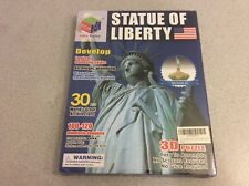 Magic Puzzle Statue Of Liberty Puzzle 3D Puzzle 30 Piece No Glue Req. G268-20