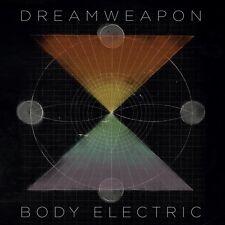 "DREAMWEAPON Body Electric/Winning 7"" VINYL 2015 LTD.300 KITE"