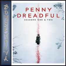 PENNY DREADFUL - COMPLETE SEASONS 1 & 2 *BRAND NEW DVD BOXSET*