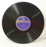 Virginia Asher Homer Rodeheaver Pre War Columbia 78rpm Record A3559 Heab'n