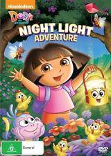 Dora The Explorer - Night Light Adventure (DVD, 2016)