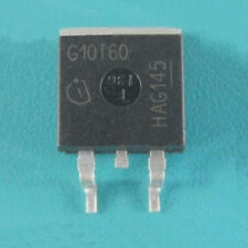 IGB10N60T G10T60 Transistor IGBT 600V 10A 110W SMD TO263