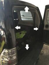 TAILGATE BOOT DOOR OPENING WEATHER STRIP SEAL for SHOGUN MK4 3.2 DID 2006-2016