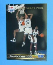 1992-93 Upper Deck #1 Shaquille O'Neal Rookie Draft Picks