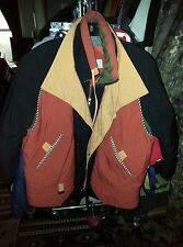 Jacket Coat-L-Apres Sport, Multi-Color, puffy, warm, fall, winter, great colors