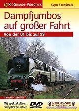 DVD Dampfjumbos auf großer Fahrt (2008)