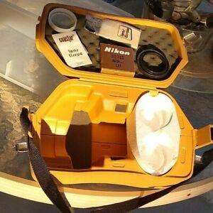 Nikon FB-E Hard Case for SLR & Lenses