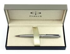 Parker Sonnet 1994 - 2003 Mechanical Pencil Steel CT Gift Boxed NEW No Reserve