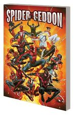 SPIDER-GEDDON TPB Marvel Comics Collectings #0-5 & Vault of Spiders #1-2 TP