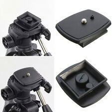 Tripod Quick Release Plate Screw Adapter Mount Head For DSLR SLR Camera  ST