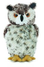 Aurora Osmond Horned Owl Mini Flopsie #30535 Stuffed Animal Toy