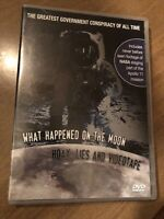 What Happened On the Moon Hoax, Lies and Videotape (DVD, 2010)