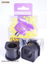 Powerflex Rear Anti Roll Bar Bush 25mm, Mps Only PFR36-204-25 For Mazda 3