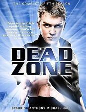 DVD Dead Zone The Complete Fifth Season 5 Five 3 Disc Set NEW SEALED