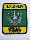 TOPPA PATCH U.S. ARMY USA U.S.A. DISTINTIVO TERMO ADESIVO US ESERCITO AMERICANO