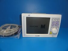 2006 INVIVO MDE ESCORT M8 REF 3800S COLOR MONITOR W/ NBP ECG SpO2 LEADS (6233 )