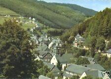 AK, Willingen Waldeck, Teilansicht, ca. 1963