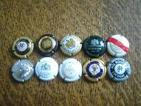 lot de 10 capsules  differentes