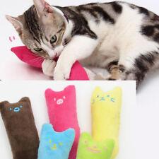Pop Cat Interactive Catnip Pet Cat Pillow Toy Teeth Grinding Claws Ball Love33