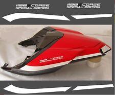Kit adesivi per codone Ducati 848/1198 S Corse