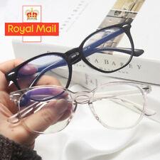 UK BLUE LIGHT BLOCKING Glasses Anti Glare Fatigue UV Filter Gaming Computer U