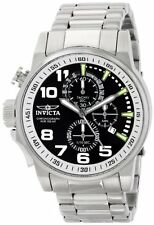Invicta Men's I-Force Lefty Chronograph 100m Quartz Stainless Steel Watch 14955