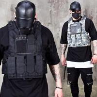 NewStylish Mens Fashion Outer Outwear Techwear tactical slim vest