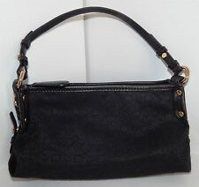 "LADIES BLACK HAND / SHOULDER BAG FROM ""DKNY"""