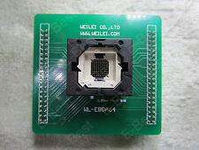 WL-EBGA64-E138-3 EBGA64 E138_3 Socket  For Wellon Programmer GL064N90FFIS2 GL032
