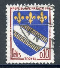STAMP / TIMBRE FRANCE OBLITERE N° 1353  TROYES