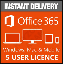 OFFICE✅365✅Pro✅Plus✅2020 ✅ Account Lifetime 5 Devices for Windows and Mac