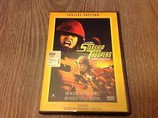 STARSHIP TROOPERS , FANTERIA DELLO SPAZIO  - DVD FANTA HORROR SPECIAL EDITION
