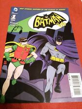 Batman '66 TV #1 September 2013, DC Comics VG Condition Comic Book FREE SHIPPING