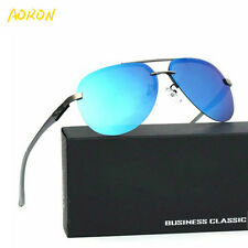 Mens-Aluminium-POLARIZED-Sunglasses-Outdoor-Sports-Eyewear-Driving-Sun-Glasses