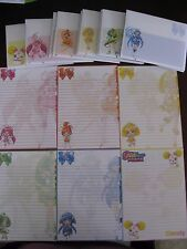 Glitter Force stationary Smile Precure Cure Happy Sunny Peace March Beauty Candy