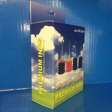 Ecofill CANON PIXMA MX340 MX350 MX 340 Cartucho de tinta de impresión de 350 Kit de Recarga & Tool