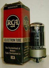 Vintage RCA 6080 Electron Tube - Double Triode Power Supply