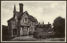Surrey. Godstone Green. St. Mary's Alms Houses. Vintage Unused Postcard