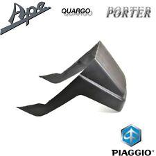 Piaggio 565799 Parafango Anteriore per Piaggio Ape TM 703 - Nero