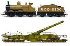 "OxfordRail OR76BooM01,OO Gauge,Railgun Pack with ""Boche Buster' & ROD Dean goods"