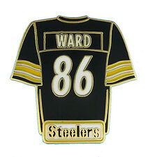 Hines Ward #86 Pittsburgh Steelers NFL Jersey Pin