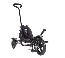 "Mobo Cruiser "" Total Tot "" Recumbent Bike Children's Tricycle - Black"